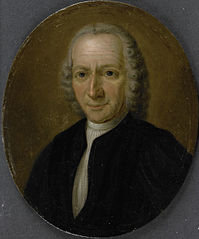 Adrianus van Royen (1704-79), professor of medicine and botany in Leiden