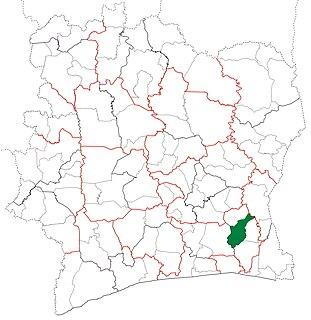 Adzopé Department Department in Lagunes, Ivory Coast