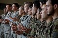 Afghan, U.S. military watch 438th Air Expeditionary Wing change of command (4967354007).jpg