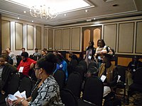 African Meetup at Wikimania 2018 (05).jpg