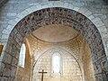 Agonac église choeur.JPG