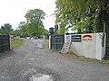 Agricultural merchant at Plaster - geograph.org.uk - 494108.jpg