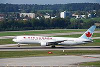 C-FMWP - B763 - Air Canada Rouge