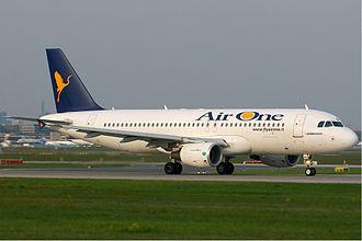 Air One - Air One Airbus A320-200