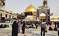 Al-Askari Shrine, days before Arbaeen - Oct 2018 10.jpg