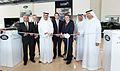 Al Tayer Motors' Opens New Jaguar Land Rover Showroom in Sharjah, UAE (9797591056).jpg