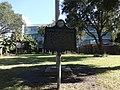 Alachua County Courthouse historical marker.JPG