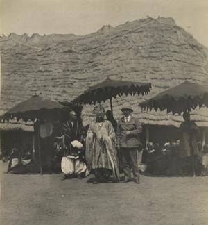 Walter Egerton - Image: Alafin Oyo & Sir Walter Egerton