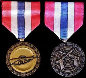 Marksmanship Medal - Alaska Adjutant General's Marksmanship Proficiency Medals
