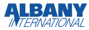 Albany International - Image: Albany International logo