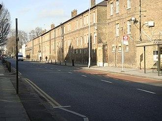 Regent's Park Barracks - Albany Street Barracks