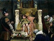 Albert Maignan - Hommage à Clovis II.jpg