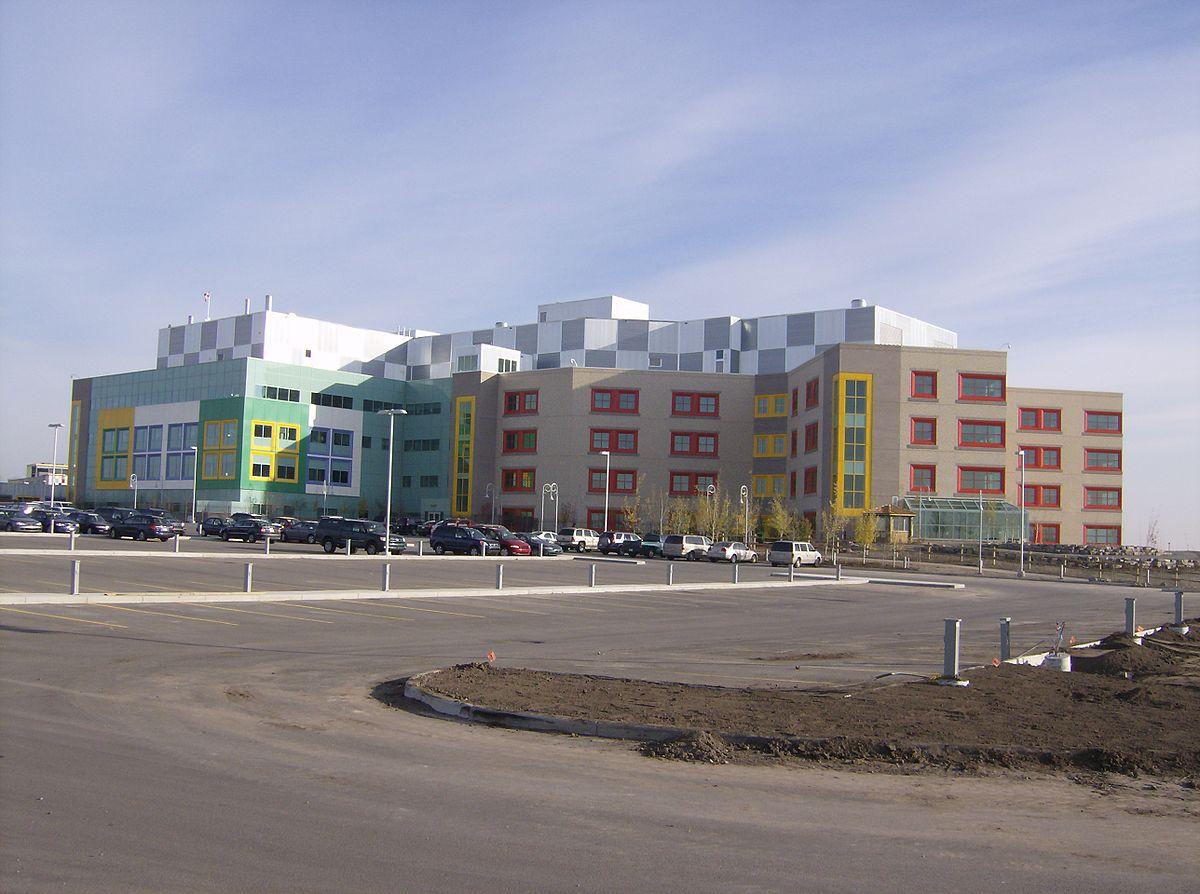Health care in Calgary - Wikipedia