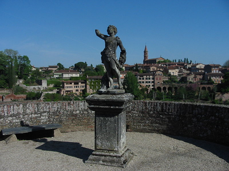 Fichier:Albi statue.jpg