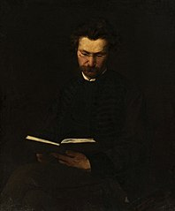 Portrait of Władysław Ciesielski (1845-1901)