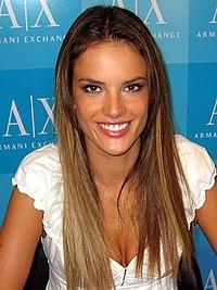 e32c56155 Alessandra Ambrósio – Wikipédia