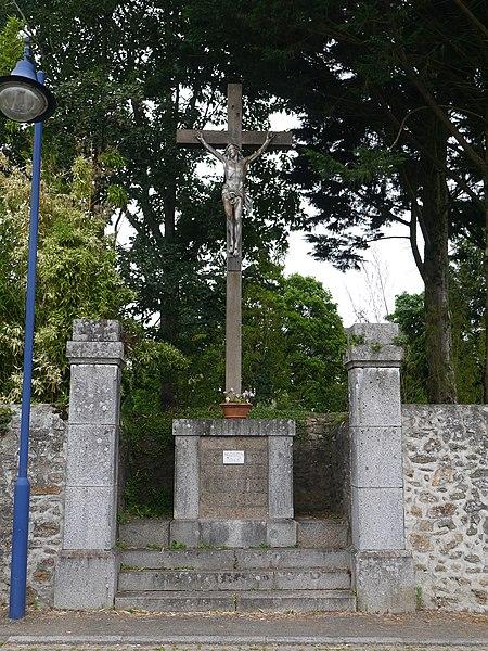 Croix de mission.
