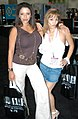 Alexis Silver and Destiny Summers at Erotica LA 2006 2.JPG