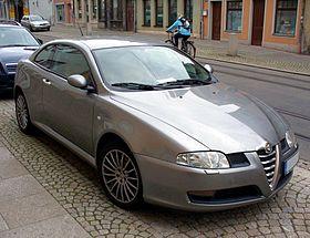 Alfa Romeo on Alfa Romeo Gt   Wikip  Dia