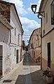 Alfara de la Baronia, carrer del mestre Bruno Bonell.JPG
