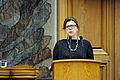 Alfheidur Ingadottir, Island. Nordiska radets session i Kopenhamn 2011.jpg