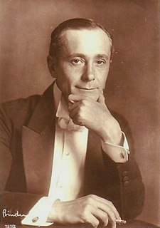 Alfred Abel German actor and director