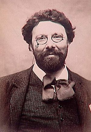 Alfred Agache (painter) - Alfred Agache, c. 1890 – 1900