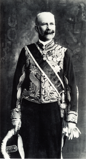 Alfred, 2nd Prince of Montenuovo Austrian court official