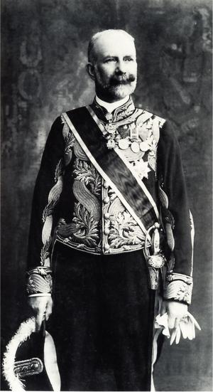 Alfred, 2nd Prince of Montenuovo - Image: Alfred von montenuovo 1902