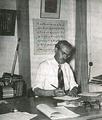 Ali Sami Shirazi in his office.png