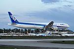 All Nippon Airways, Boeing 777-381(ER), JA791A - PAE (22194909398).jpg