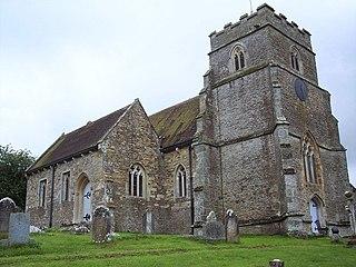 Kington Magna village and community in England
