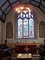 All Saints Church, Langton Long - Stained Glass Window - geograph.org.uk - 452442.jpg