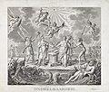 Allegorie op de Ondeelbaarheid, 1795 Ondeelbaarheid (titel op object) Vier allegorieën op de omwenteling in 1795 (serietitel), RP-P-OB-86.483.jpg