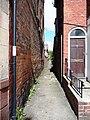Alleyway beside 19 Oswald Road - geograph.org.uk - 1858311.jpg