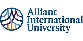Alliant International University - Image: Alliant International University Logo Horizontal Lg v 2