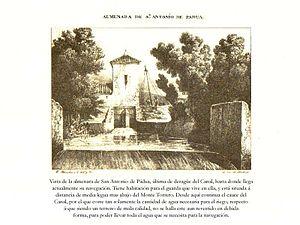 Almenara de San Antonio de Padua