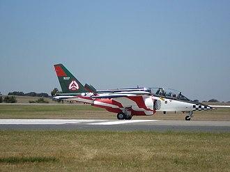 Asas de Portugal - Image: Alpha Jet dos Asas de portugal