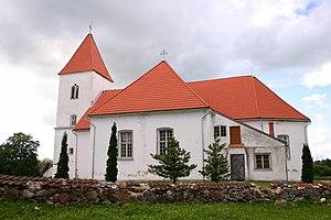 Alsunga - Alsunga Saint Michael Roman Catholic Church