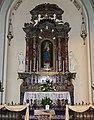 Altare della Madonna del Rosario nella parrocchia di Gorno.jpg