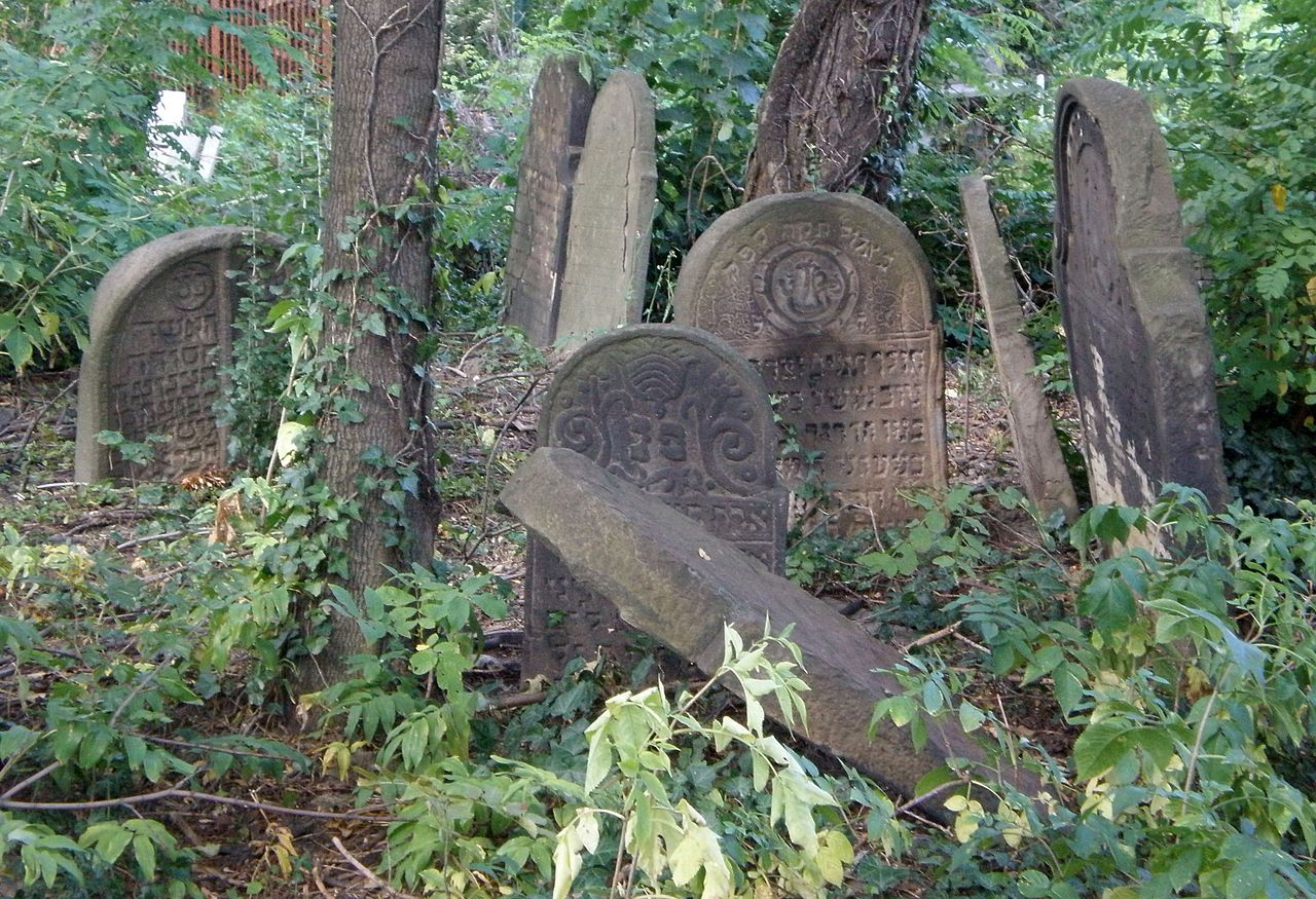 Alter Juedischer Friedhof Cieszyn 02.JPG
