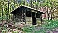 Am Bilstein bei Breungeshain und Busenborn - Hütte.jpg
