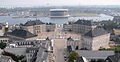 Amalienborg from top of church (edit).jpg