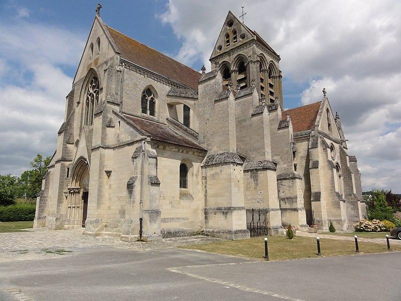 Ambleny (Aisne) église