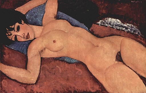 Amedeo Modigliani 012