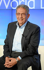 Amr Moussa World Economic Forum 2013.jpg