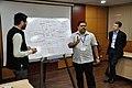 Amulya Kumar Jena Shares Ideas - Collections and Storage Management Workshop - NCSM - Kolkata 2016-02-19 9838.JPG