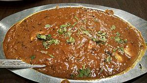 Paneer - Paneer butter masala