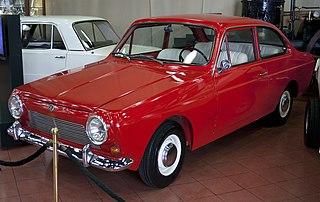 Anziel Nova Motor vehicle