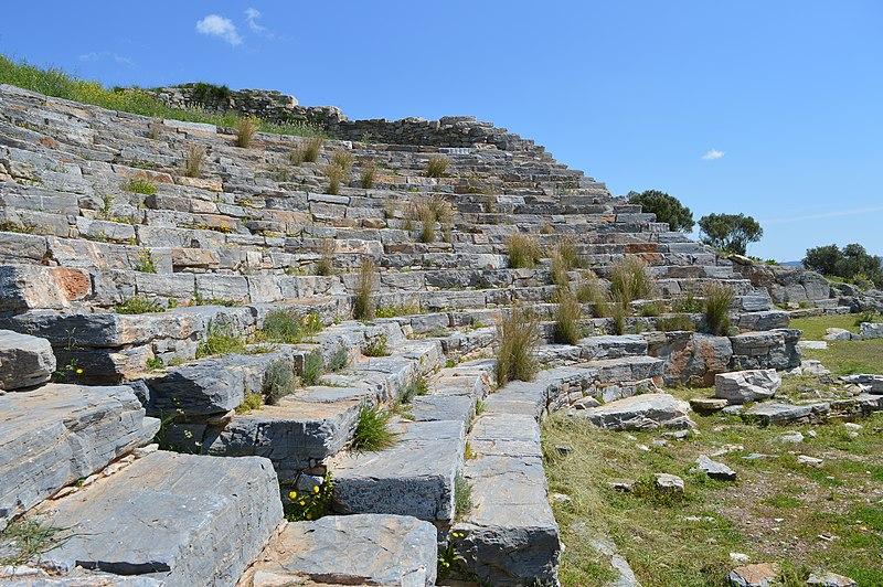Ancient Theatre Thorikos.JPG